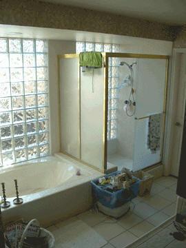 Kershaw lancaster sc bathroom remodel bath renovation for Total bathroom renovations