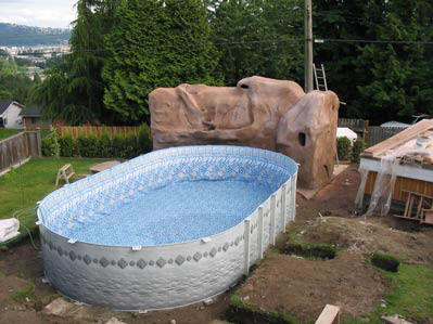 Local near me deck builders we build all decks low for In ground swimming pool contractors