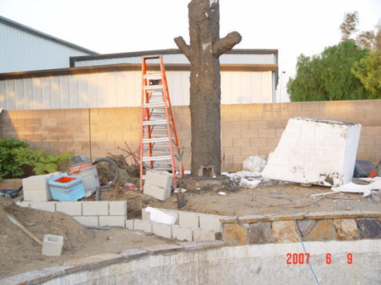In Ground Pool Landscaping Remodeling Ideas Cost Lighting Outdoor Kitchens Fireplaces