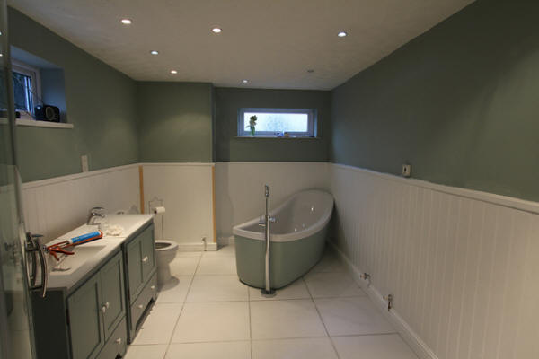 Columbia sc bathroom remodel columbia bathroom for Total bathroom remodel