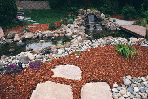 Local koi pond builders remodel local koi pond install for Koi pond installation cost