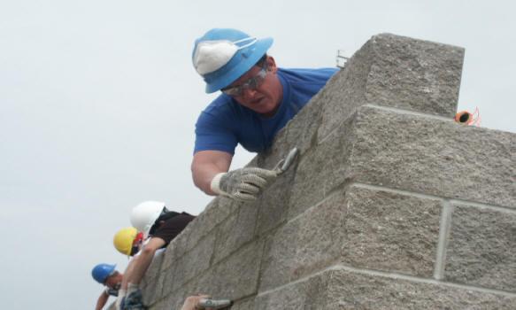 Oklahoma stone mason we do it all low cost