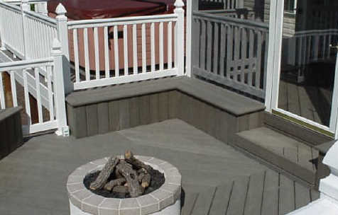 Tulsa ok deck builders we do it all low cost for Above ground pool decks tulsa