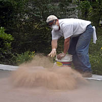 Local Near Me Stained Concrete Patios Floors Contractors