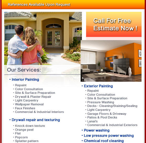 Local Painters House Exterior/Interior   We Do It All!! (Low Cost) | Paint  MY House Painting Doors Windows Trim Room