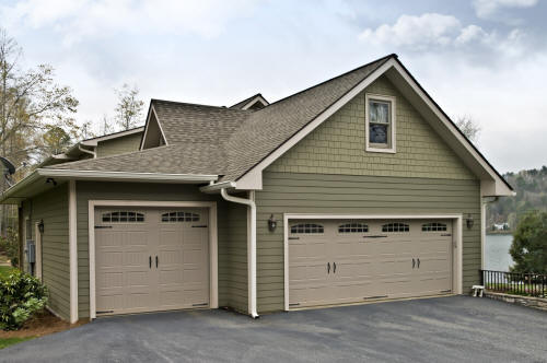 Garages Built ON Site - We do it all!! (Low Cost) | Garage Built ON ...