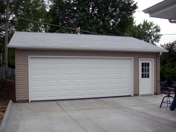 Concord nc garage carport builders we do it all for Custom detached garage