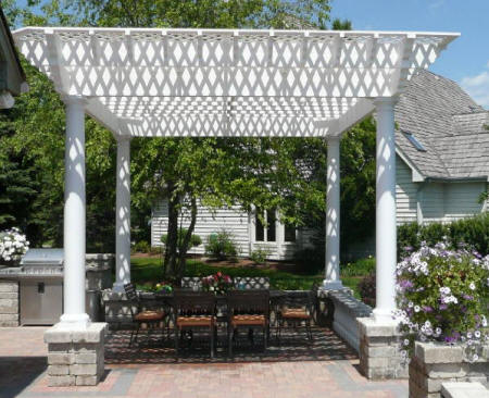 Local near me build custom pergolas gazebos we do it all for Gazebo cost to build