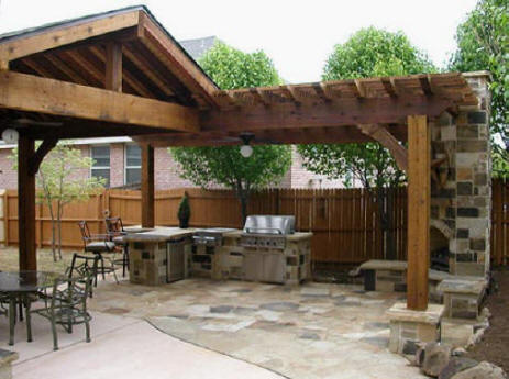 Charlotte Nc Covered Patio Builders We Do It All Paver Flagstone Design Porch Stone Patio