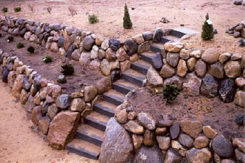Landscape Retaining Walls We Do It All Low Cost Install Builders Repair Replace