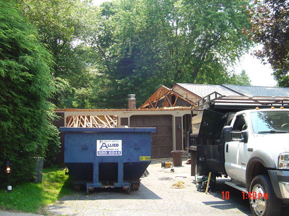 Contractors home additions contractors we do it all for Garage low cost