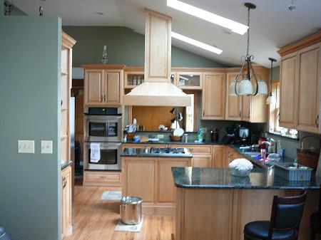 distinct advantage kitchen cabinets