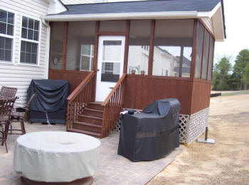 Porch Renovation Company Replace Floor Local Ceiling Re Screen Cost 10152 Repair Remodel Contractor Free Quote