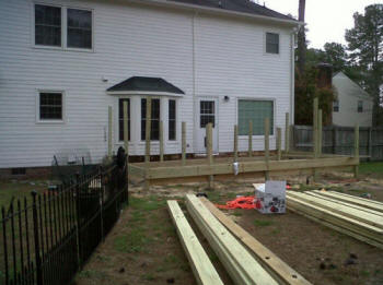 Local Near Me Deck Repair Contractor Boards Steps Stairs