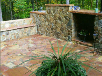 Rock Hill Fort Mill Sc Outdoor Kitchens Fireplaces