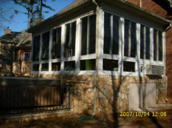 Local Near Me Contractors Enclose Patio Deck Sunroom