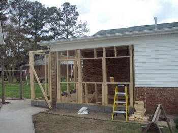 Budget add on home additions contractors we do it all for Low cost home additions