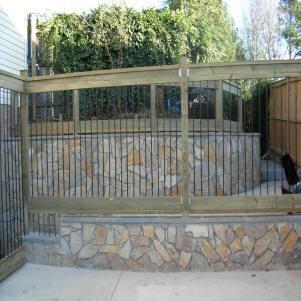 Kershaw Lancaster Sc Fence Company Repair Yard Fencing