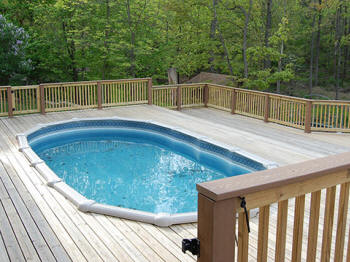 Pool Deck Builders Contractors Wood Amp Composite We Do It