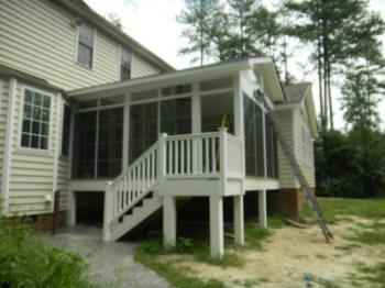Local Near Me Contractors Porch Remodel Repair 2019 Low