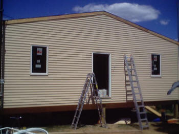 Atlanta Siding Contractor We Side It All Low Cost Company Vinyl Siding Lap Masonite