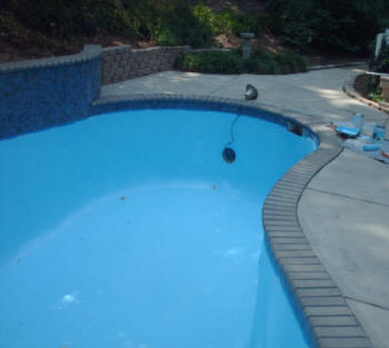 In Ground Vinyl Fiberglass Swimming Pool Contractors Company Install Build Concrete Pools