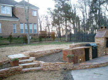 Columbia Sc Outdoor Kitchens Fireplaces Columbia Outdoor