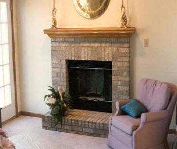 Charlotte Nc Fireplace Reface Charlotte Remodel Tile
