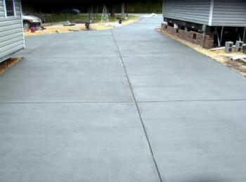 Columbia sc concrete repair driveway install columbia for Flooring installation columbia sc