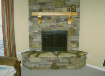 Columbia sc fireplace reface columbia remodel install for Landscaping rocks columbia sc