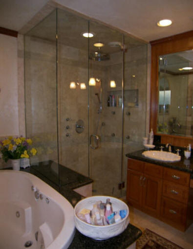 Kershaw lancaster sc bathroom shower remodel we do it for Bathroom floor repair contractor