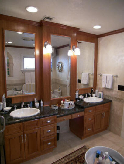 Budget Bathroom Remodel Shower We Do It All Low Cost Contractors Renovation Bath