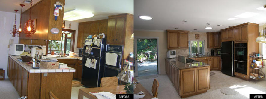 Local near me kitchen contractors we do it all low for Local kitchen remodeling