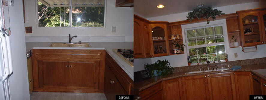 Find kitchen remodeling contractors 2018 we do it all for Kitchen cabinets repair contractors