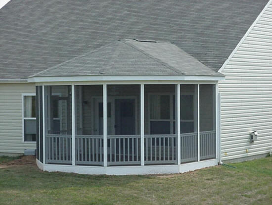 re screen porch repairs contractors replace cost install