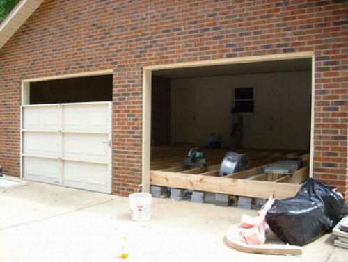 Local Near Me Garage Remodel Contractors We Do It All - Adding a bathroom to a detached garage