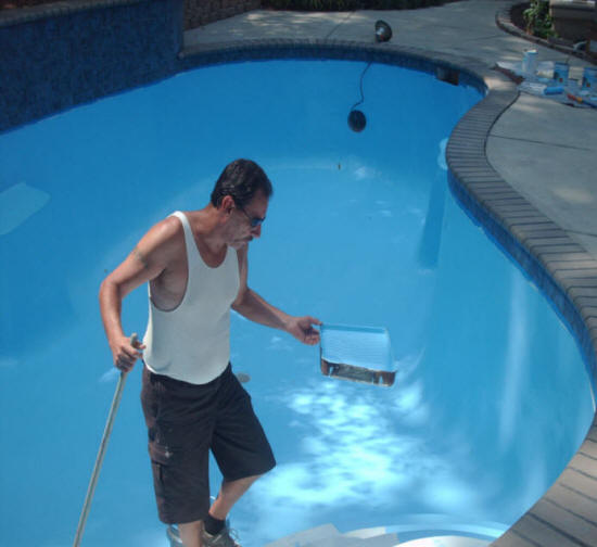 Local inground pool renovation contractors local pool for Local pool contractors