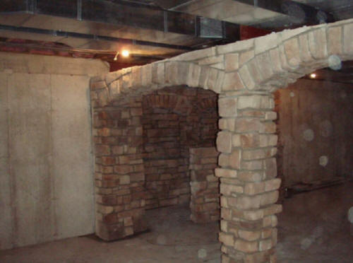 Home basement contractors remodeling finishing Man cave ideas unfinished basement
