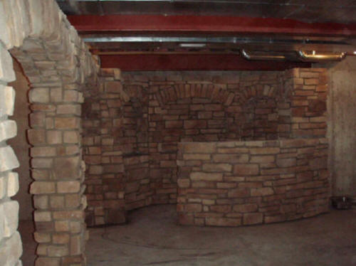 Home Basement Contractors Remodeling Finishing