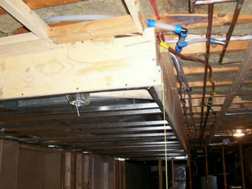 Houston Texas Basement Remodeling Finishing Contractors
