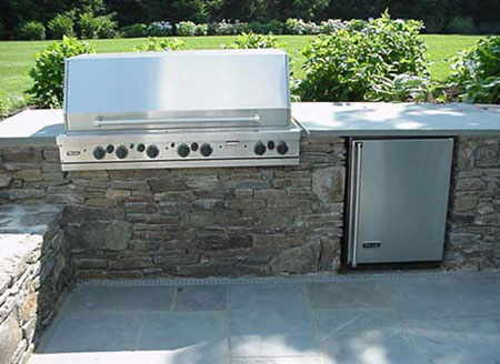 Local near me yard landscaping contractors we do it all Outdoor kitchen cost estimator
