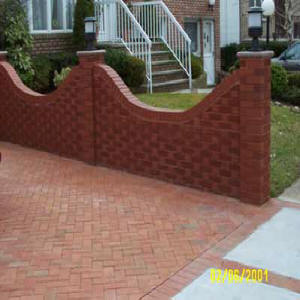 Masonry Fence Design Moorejohnston nc residential fence 24x7 installrepair moore gallery pool fencing metal fencing wood fencing masonry fencing workwithnaturefo