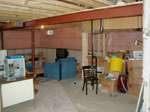 Near ME Basement Contractors Large Small We Do It All Low Cost Renova