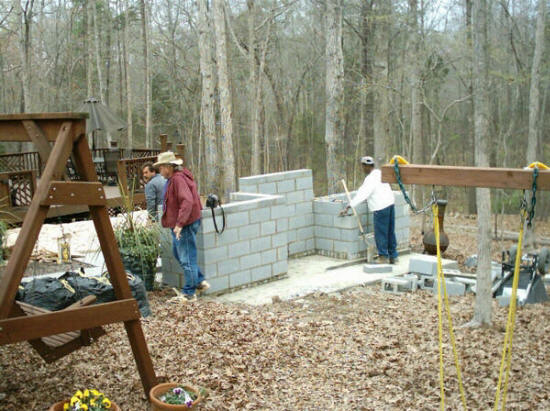 Gallery OUTDOOR ... - Cost To Build Outdoor Fireplace - We Do It All!! |