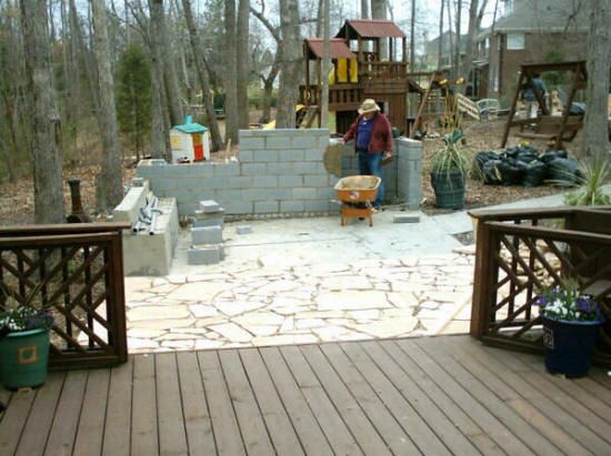 Cost To Build Outdoor Fireplace We do it all