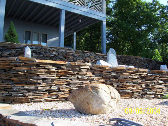 Lake Wylie Retaining Walls Low Cost Erosion Control