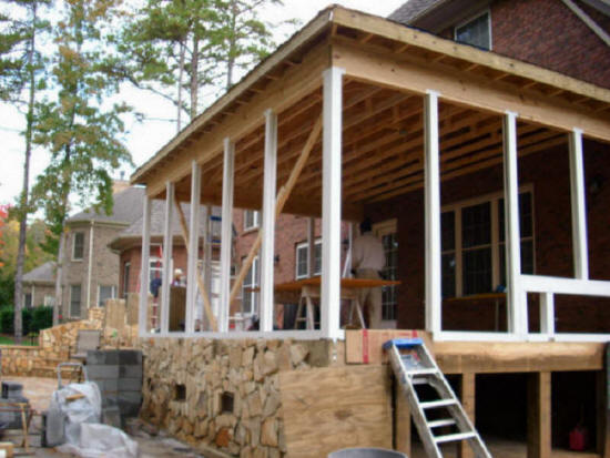 Rock Hill Fort Mill Sunrooms Patio Enclosures We Do It