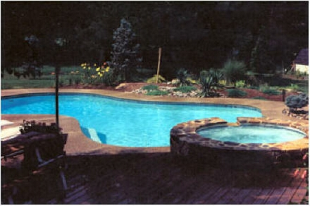 Local near me pool landscape contractors we do it all for Local swimming pool companies