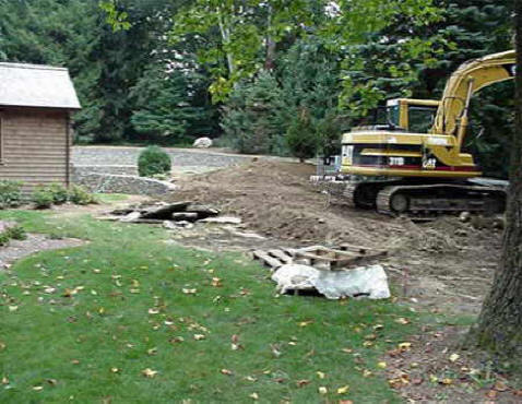 Charlotte Nc Driveway Grading Lot Clearing Pond Digging