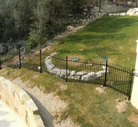 Waxhaw Nc Yard Pool Privacy Fence 2018 We Do It All